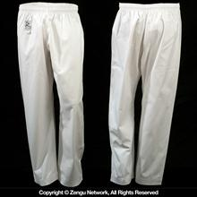 11 oz. White Heavyweight Karate Pants